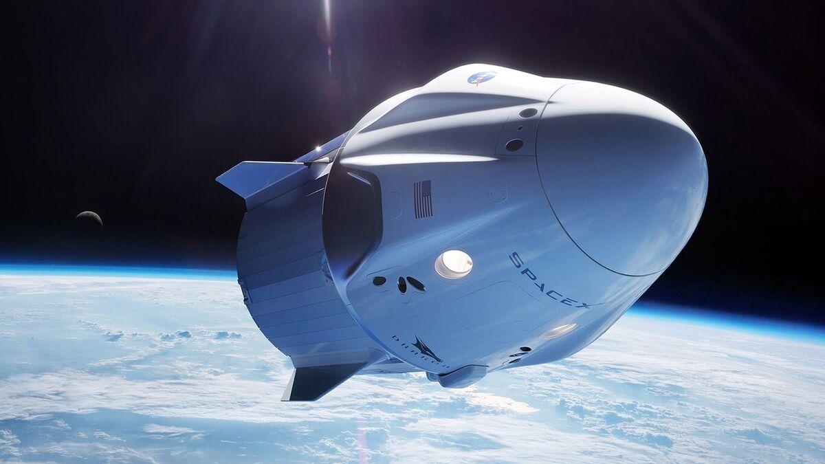 SpaceX anuncia la primera misión civil al espacio