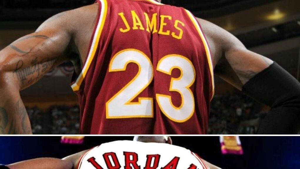 ¿Y si ya no fuera un sacrilegio comparar a LeBron James con Michael Jordan?