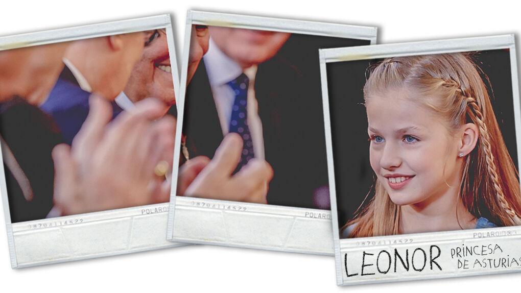 Leonor y el carnero de oro