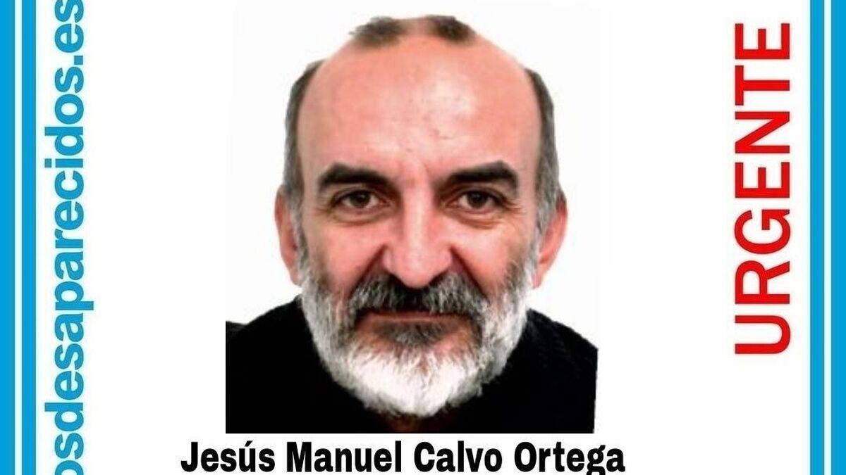 Localizado en buen estado el exjefe del Seprona desaparecido el lunes