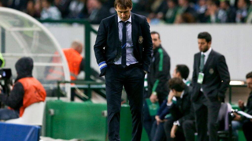Lopetegui, despedido como entrenador del Oporto por su mala racha de resultados