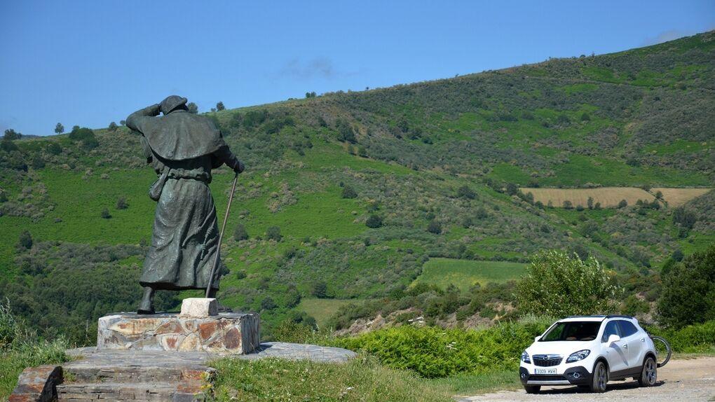 De Villafranca del Bierzo a Portomarín: el camino con Opel (VII)