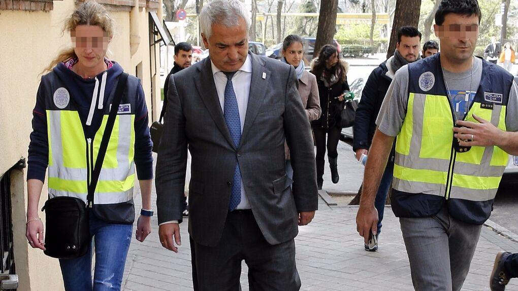El juez Pedraz rechaza por segunda vez en cuatro meses excarcelar a Pineda