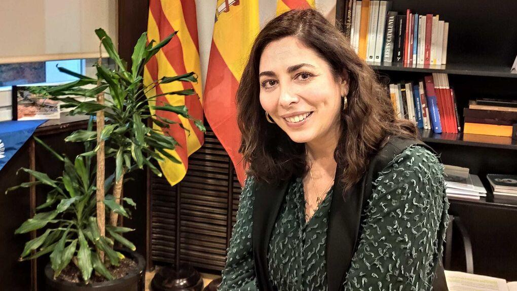 """Luz Guilarte: """"Colau no quiere molestar a los independentistas violentos y cede en todo"""""""