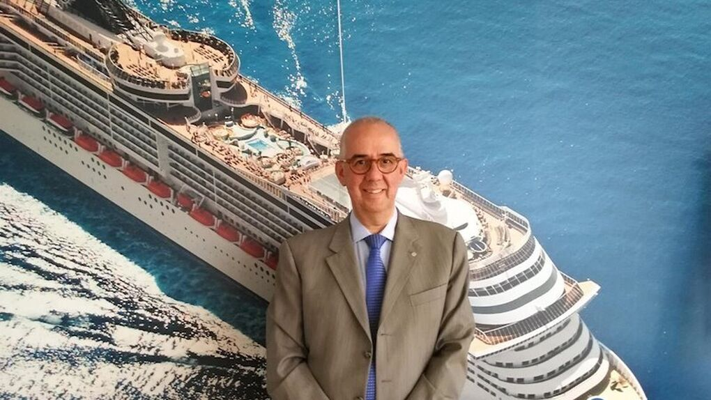 Muere por coronavirus el presidente de MSC Cruceros España, Emiliano González
