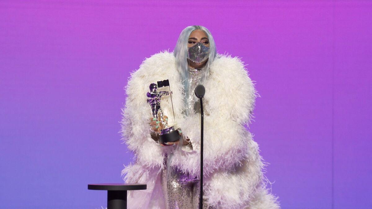 MTV VMAs 2020: Lady Gaga, protagonista de la noche tras ganar cinco astronautas