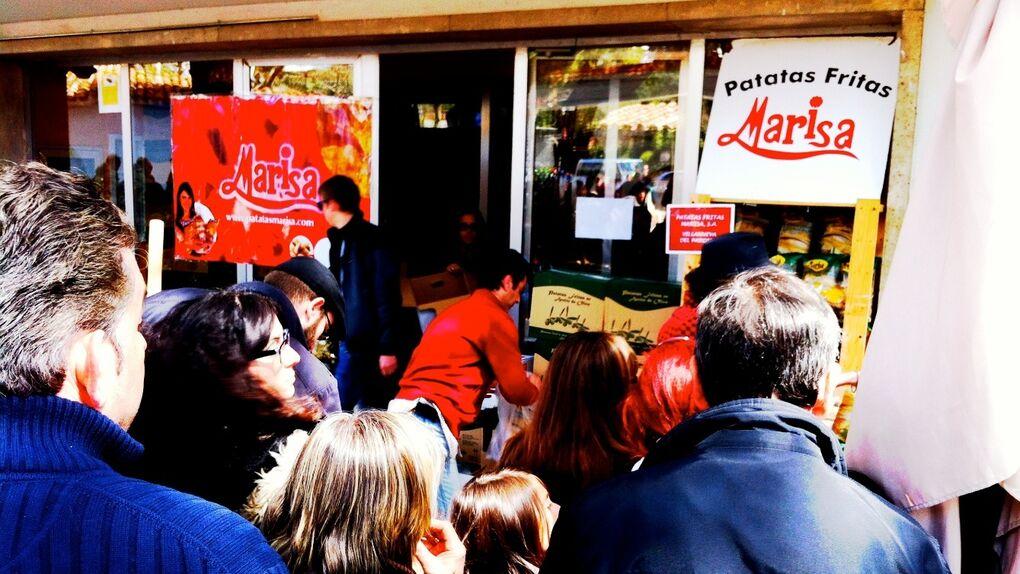 Madrid: Playa no tendrá… ¡Pero menudo mercado!
