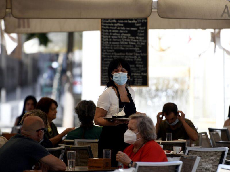 Condenan a una aseguradora a indemnizar a una pizzería de Girona por el confinamiento