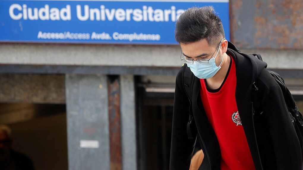 Madrid registra 43 nuevas muertes por coronavirus