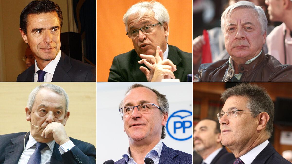 Una veintena de exministros y exaltos cargos, en consultoras al acecho de fondos europeos