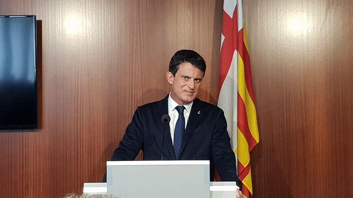 Valls defiende los indultos a presos del 1-O si renuncian a un referéndum y a la vía unilateral