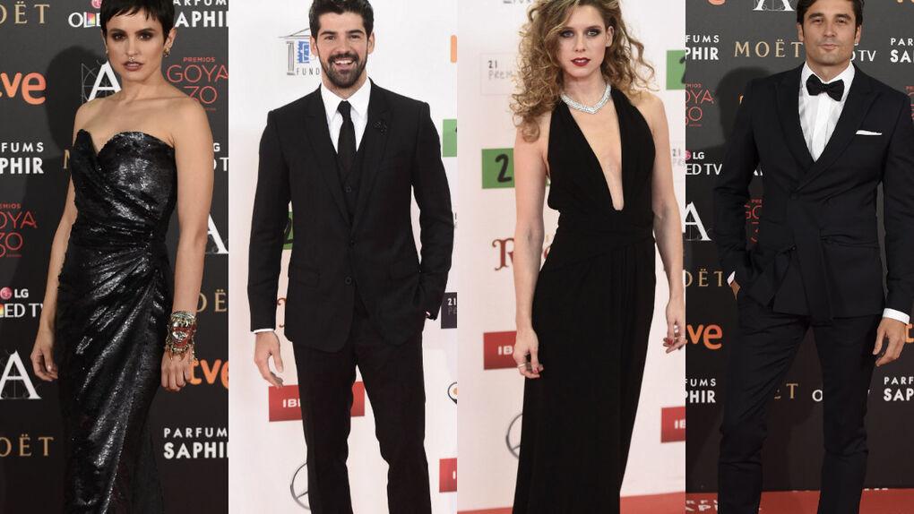 Manuela Vellés, la peor parada del 'intercambio' de parejas de actores