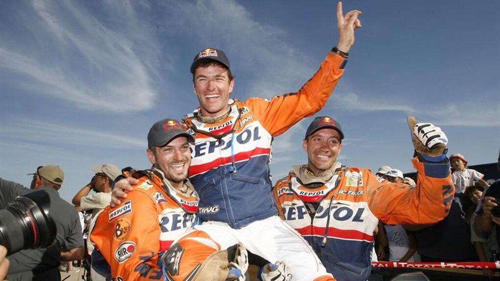 Marc Coma anuncia por sorpresa su retirada inmediata para ser nuevo director deportivo del Dakar