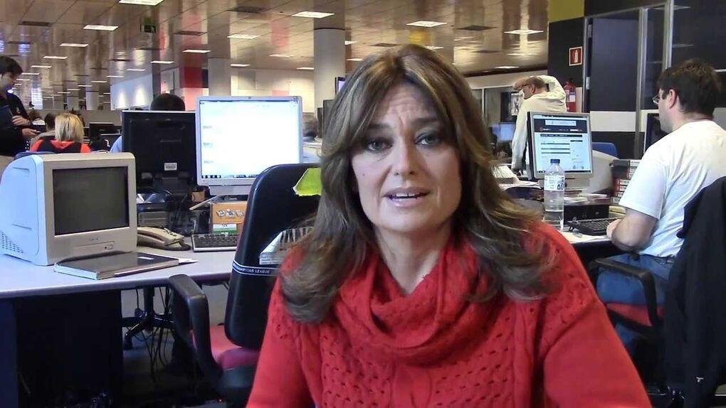 Mónica Marchante, nuevo fichaje de Juanma Castaño para 'El Partidazo' de COPE