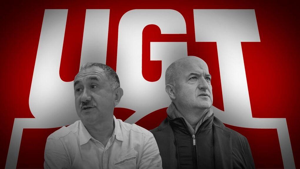 Álvarez contra Cilleros, juego de tronos en UGT