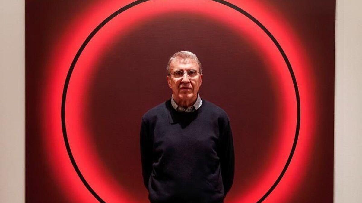 José María Yturralde, Premio Nacional de Artes Plásticas