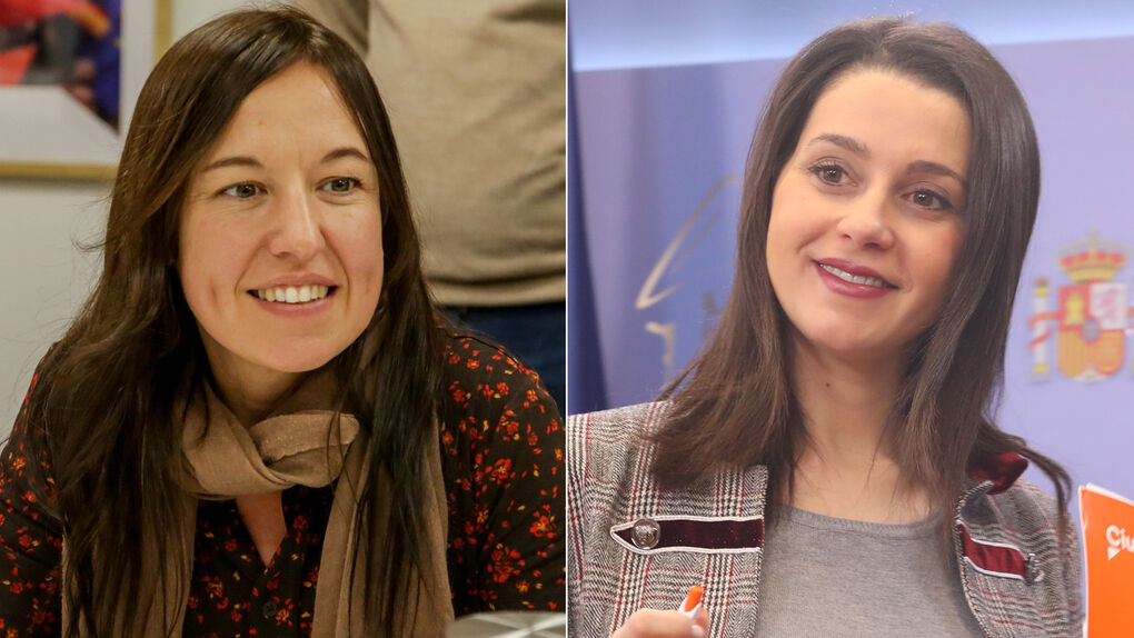Arrimadas coloca a Marina Bravo de 'número dos' en su candidatura a Ciudadanos