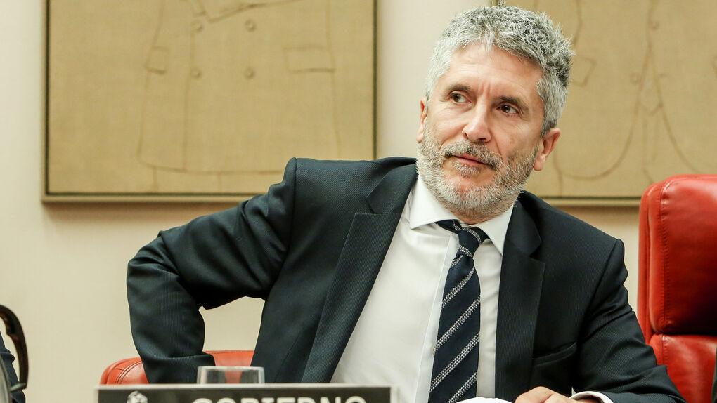 Marlaska asume el control de Prisiones y releva a la directora de Víctimas por el Terrorismo