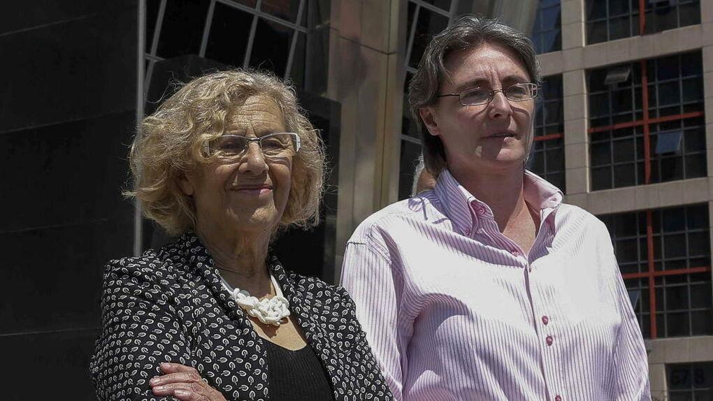 Marta Higueras, mano derecha de Carmena, será la número dos de la lista de Íñigo Errejón