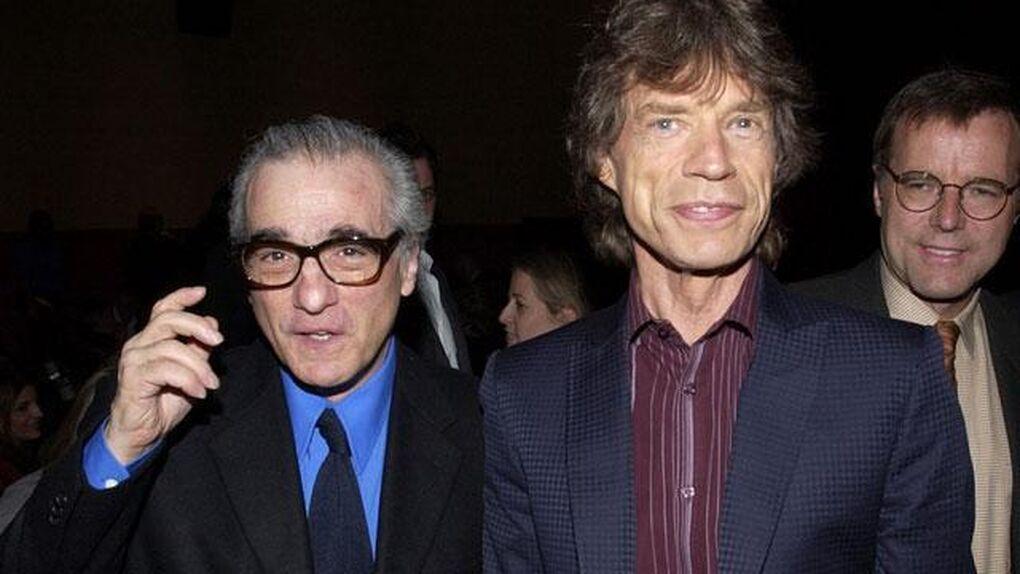 Martin Scorsese hace una nueva serie de televisión junto a Mick Jagger