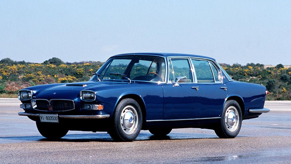 Maserati: 100 años de una leyenda de la carretera