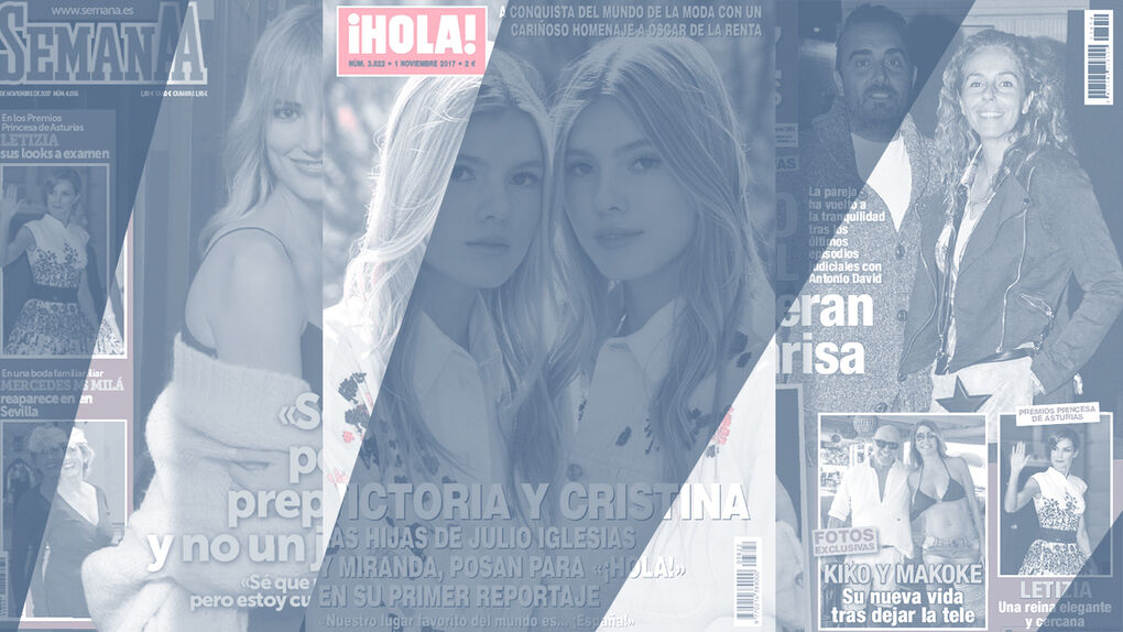 La nueva vida de Matamoros, las gemelas modelos de Julio Iglesias y la enfermedad que Banderas le provocó a Melanie