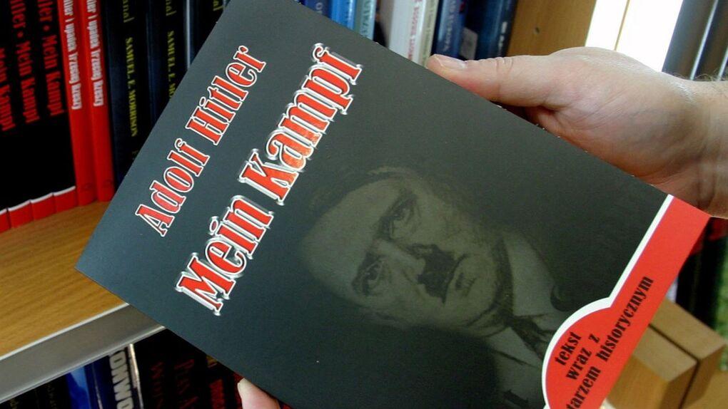 Pedro Varela no tendrá que indemnizar con 67.000 euros a Baviera por editar el 'Mein Kampf'