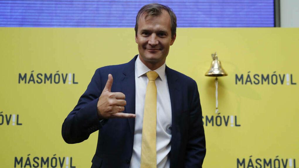 MásMóvil lleva a su Junta los más de 45 millones que ganará este año su CEO