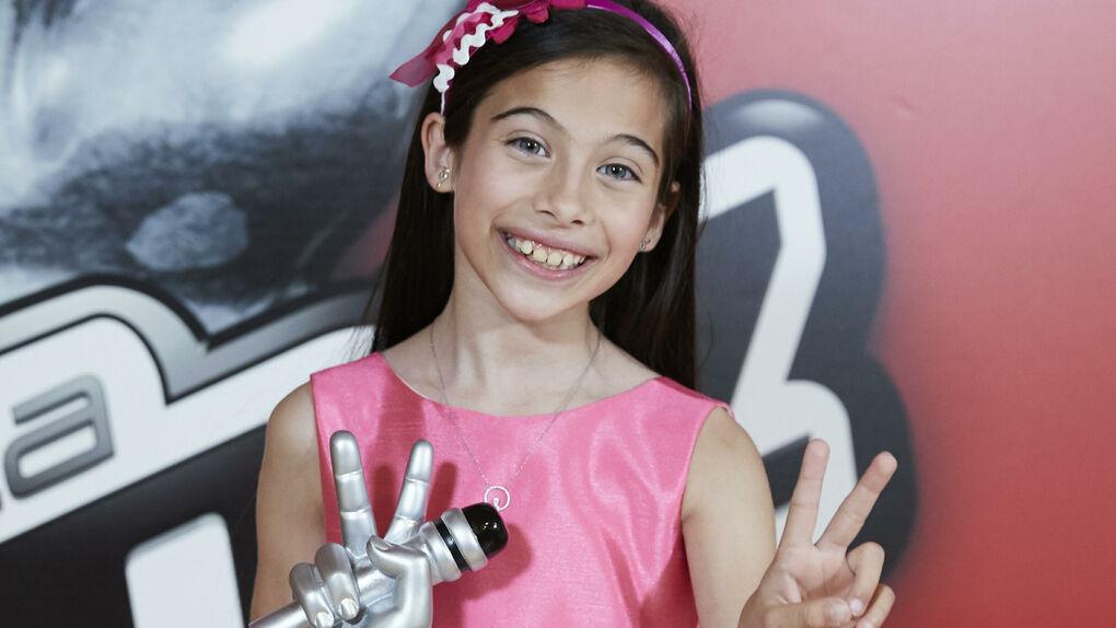 Melani, de 'La Voz Kids' representará a España en Eurovisión Junior