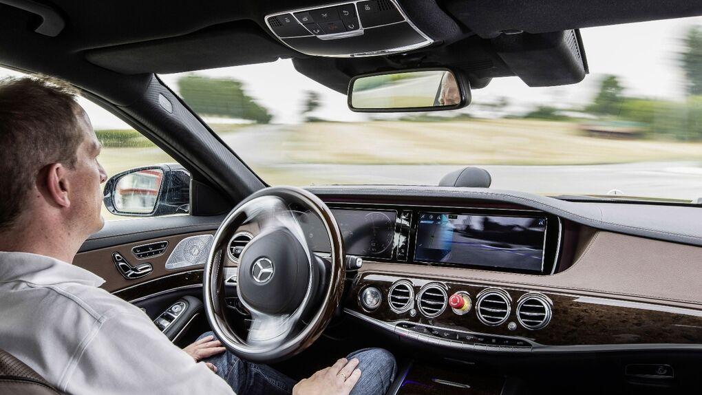 Mercedes Intelligent Drive, tecnología para conducción autónoma