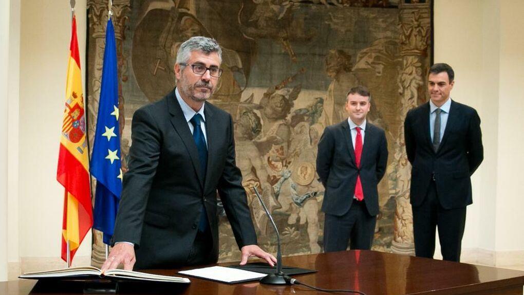 Miguel Ángel Oliver continúa como secretario de Estado de Comunicación