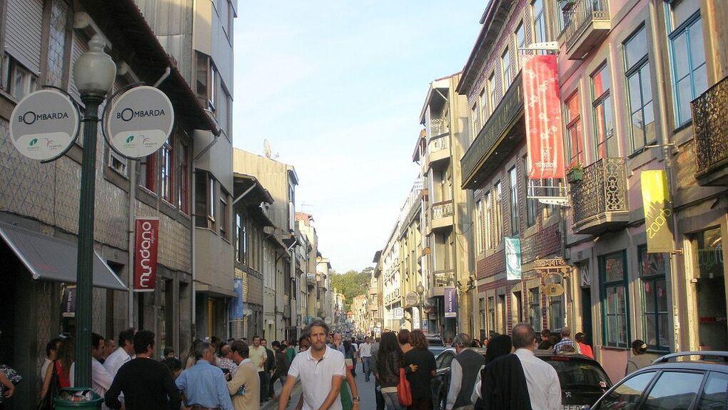 Miguel Bombarda, paseo por la calle más cool de Oporto