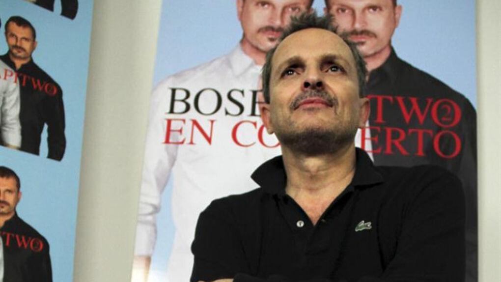 """Miguel Bosé: """"La subida del IVA nos pegará a todos un palo importante"""""""