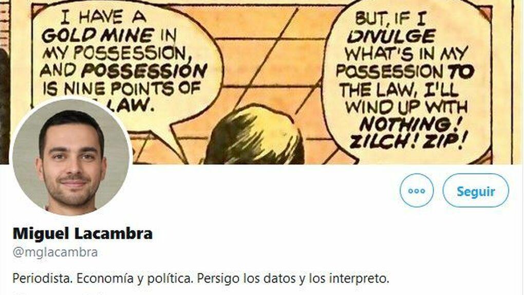 ¿Quién es Miguel Lacambra y por qué se ha hecho viral en las redes?