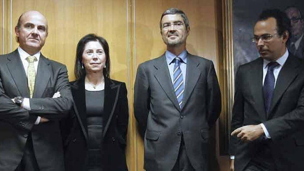 """Guindos nombró a Temboury subsecretario seis meses después de ser condenado por conducta """"insólita"""" en un laudo arbitral"""