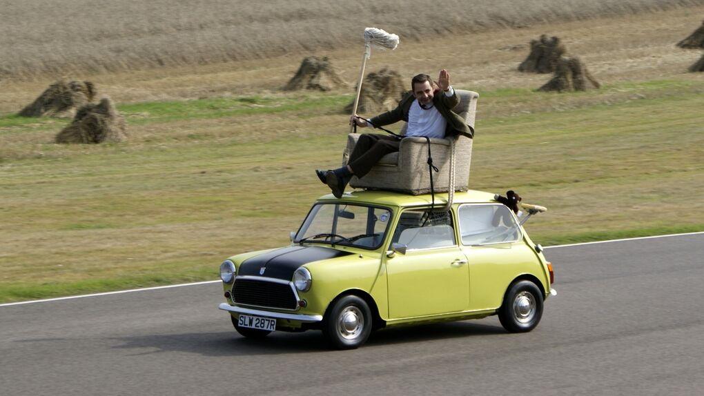 El Mini en el cine: el mejor secundario de cuatro ruedas