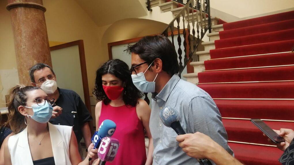 Baleares cierra tres calles de Magaluf y Playa de Palma para evitar contagios