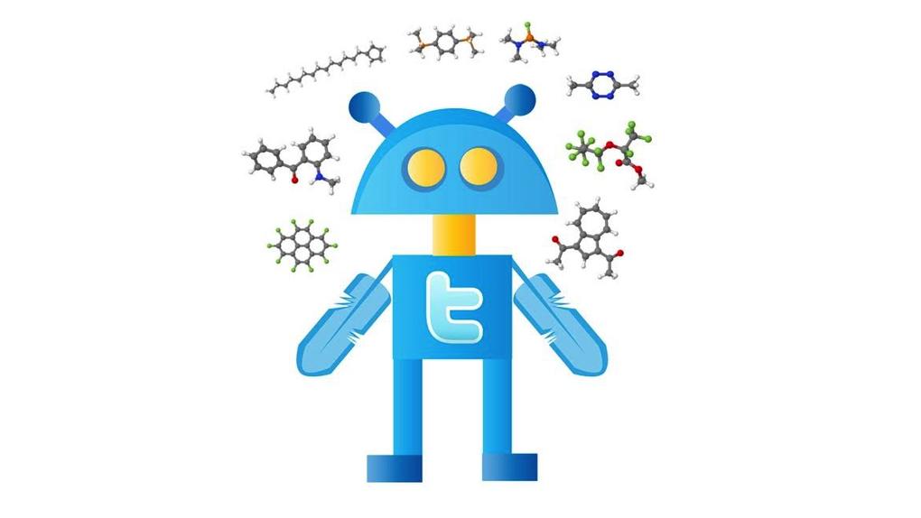 Molecubot: el robot que tuitea moléculas