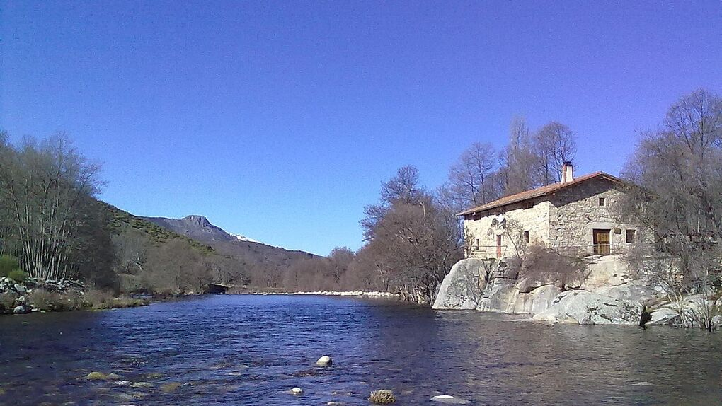 Ávila diferente: descanso en molinos, pajares y castillos