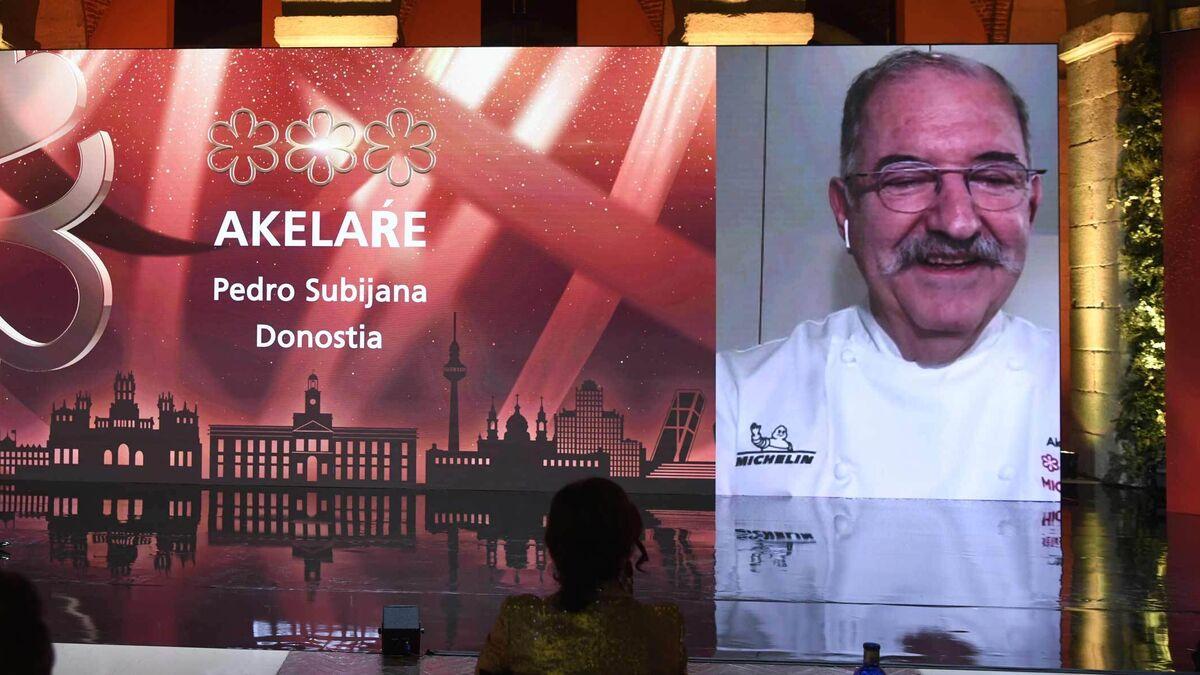 Guía Michelin 2021: los 11 restaurantes de España con tres estrellas