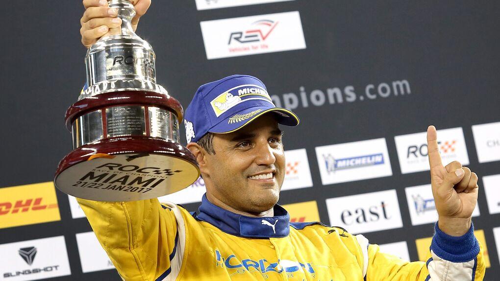 Brutal accidente de Massa y Wehrlein, otra pifia de Vettel y victoria final de Montoya