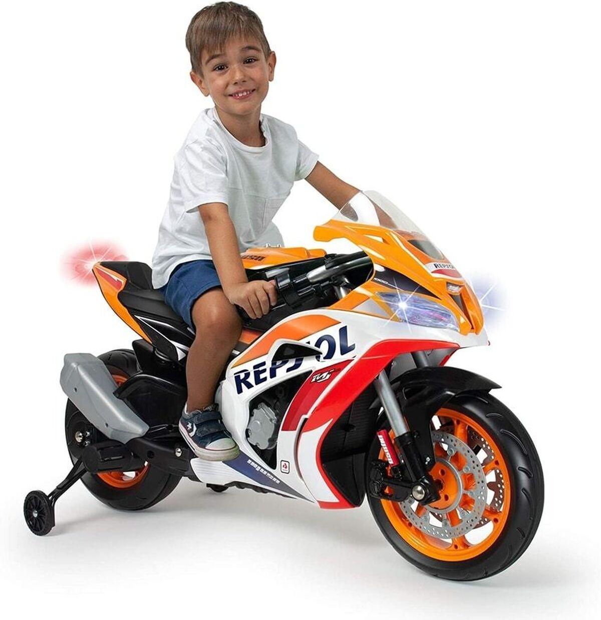 Motos eléctricas para niños: el regalo perfecto para estas navidades, ahora a menor precio