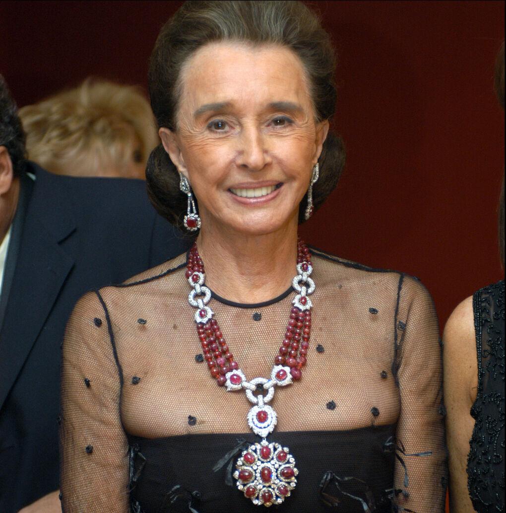 Muere Aline Griffith: condesa de Romanones, espía, periodista y abuela de la ex de Willy Bárcenas