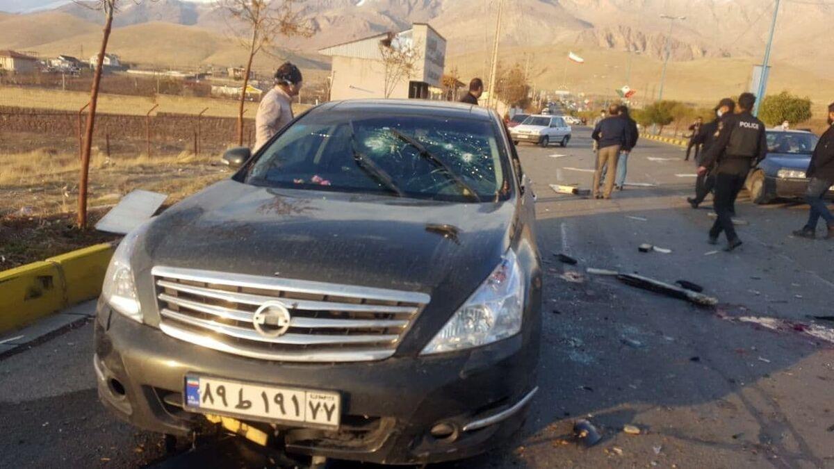 Muere asesinado el director del programa nuclear iraní cerca de Teherán