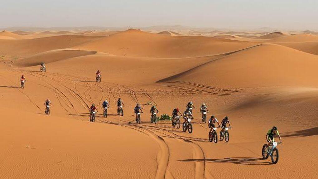 Muere un ciclista español en la Titan Desert, en Marruecos