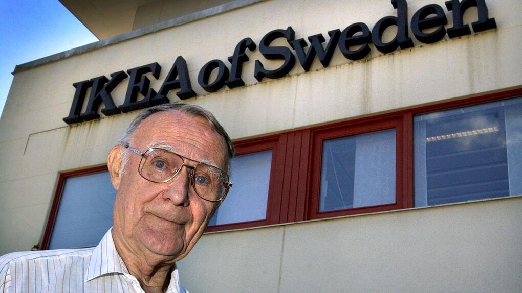 El legado de Kamprad, el hombre que fundó Ikea con 17 años - Vozpópuli