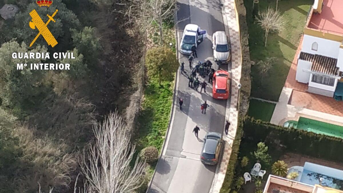 Muere una mujer apuñalada en Albolote (Granada)