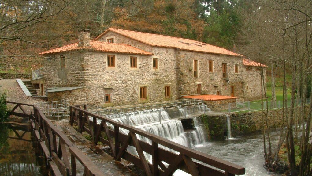 O Muiño de Pena: un claro en el bosque gallego
