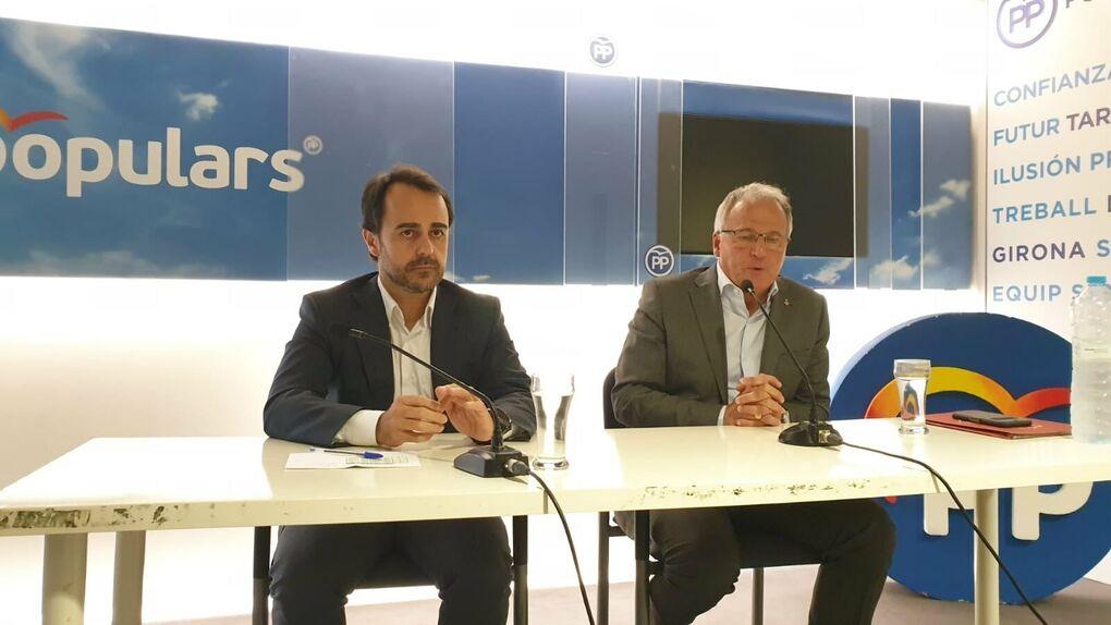 Génova busca pacificar el PP catalán con una candidatura de consenso en Barcelona
