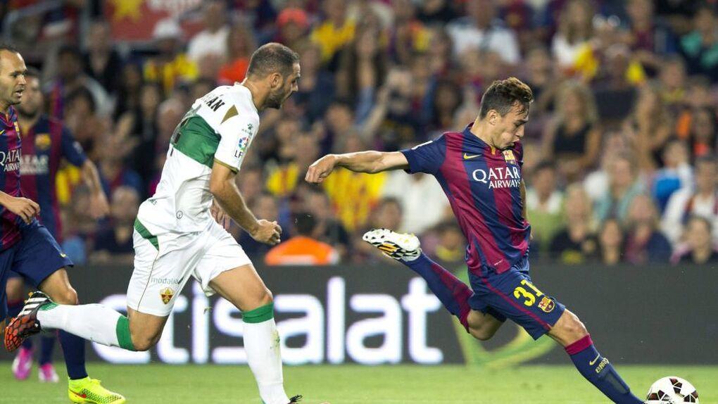 Munir salta del juvenil al primer equipo del Barça... después de haber estado a punto de irse al Madrid